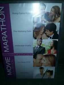 Movie Marathon Collection: Romantic Favorites~Jennifer Aniston~ George Clooney-