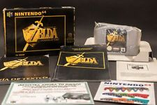 Zelda Ocarina of Time Nintendo64 N64 PAL ESP con Guia de textos