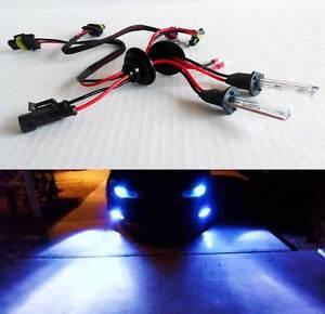 2x XENON HID Bulbs H3 10000K Deep Blue 35W for 97 LEXUS ES300/GS300/SC Fog Light