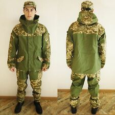 Ultr New Rare Russian Army Spetsnaz Camo Uniform GORKA Set BDU Suit 4XL XXXXL 58