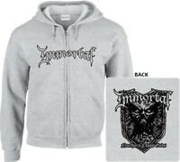IMMORTAL M-L-XL-XXL NEW HOODIE SWEATSHIRT marduk dark funeral darkthrone varg
