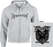 IMMORTAL M-L-XL-XXL NEW HOODIE SWEATSHIRT marduk dark funeral darkthrone varg