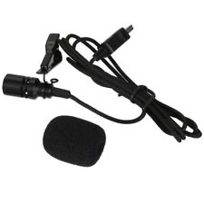Neue Mini USB Externes Mikrofon mit Kragenclip für Hero 3 3+ 4 PRO. Sale