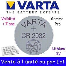 Piles LR03 AAA VARTA Dispo aussi CR2032 2025 2016 2430 2450 LR6 LR14 LR20 6LR61