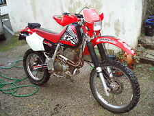 XR 375 to 524 cc Honda Motorcycles & Scooters