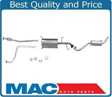 100% New Exhaust System with Pasenger Side Flex Pipe for Nissan Pathfinder 2001
