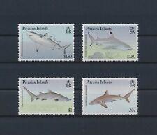 LO57280 Pitcairn Island sharks fish animals sealife fine lot MNH