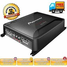 Pioneer GM-D8604 - AMPLIFICATORE 4 canali 1200W CAR AUDIO Multi/AMPLIFICATORE STEREO