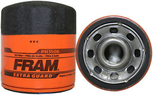 Engine Oil Filter Defense PH3506