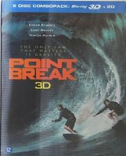 POINT BREAK  -  3D - BLU-RAY - 3D+2D (2 DISC COMBIPACK)