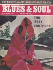 Blues & Soul Magazine 1970 & 1971 SELECT FROM Issues 42 to 74