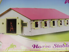 Kids Globe Farming Pferdestall 1 32 B-ware