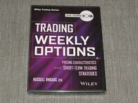 Russell Rhoads Trading Weekly Options DVD simpler stock market academy online