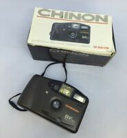 VINTAGE CHINON BF 200DB BIG FINDER CAMERA With BOXED!