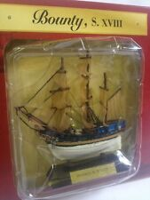 Bounty Siglo XVIII BARCO VELERO MADERA navío Nautica