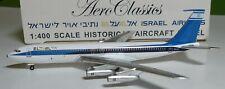 Aeroclassics 1:400  -   707     El Al Airlines  #4X-ATT