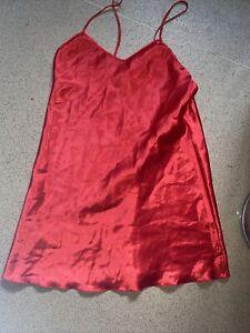 Silky Night Dress