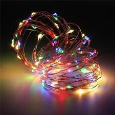 Lichtschläuche & -ketten im Weihnachts-Stil für Party mit Anschlüsse