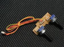 Yaesu FT-920 - VR-C unit - NR/SHIFT controls - 000210B