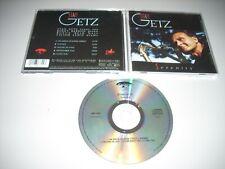 "STAN GETZ ""SERENITY"" KENNY BARRON,VICTOR LEWIS,RUFUS REID/EMARCY CD USA 1991"