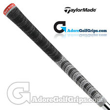 TaylorMade New Decade Multi Compound Grips By Golf Pride - Black / Grey x 1