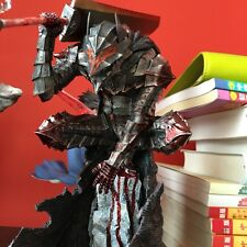 "Berserk Guts Berserk Armour ver. Figure statue COLLECTOR'S EDITION 12"" GK Resin"