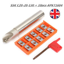 INSERTS for Amadeal Indexable Carbide End Mill MT3-M12 dia 25mm
