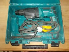MAKITA HR2610 CORDED 3 MODE ROTARY SDS IMPACT DRILL 110V-800W WITH CASE GWO