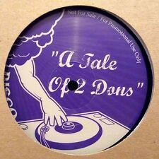 """OSMOSE A Tale of 2 Dons 12"""" NEW VINYL Only disco rock Smokecloud Records slomo"""