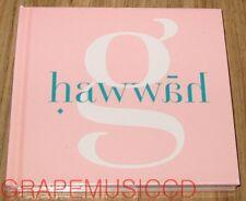 GAIN Brown Eyed Girls Hawwah 4TH MINI ALBUM CD + POSTCARD & FOLDED POSTER NEW