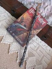 Handmade Magic Wand Wizard Harry Potter Wicca Fairy Spell Driftwood OOAK #9