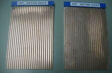 HP AGILENT EXTENDER 2 BOARD SET for HP 4274A Multi-Freq LCR Meter riser KIT FORM