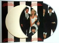 EX/EX BLONDIE PARALLEL LINES VINYL LP PICTURE PIC DISC US 1978 ORIGINAL