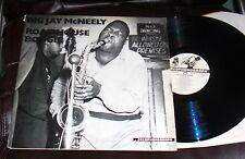 BIG JAY McNEELY Road House Boogie Saxophonograph R&B Swedish gatefold Mono EX+