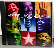 CHESKY CD JD-306: The Persuasions sing U2 - 2005 USA Factory SEALED