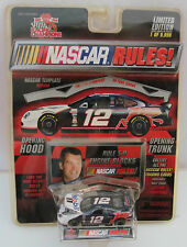Racing Champions, 1:64, Jeremy Mayfield, Mobil, #12 Diecast