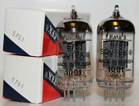 Sovtek 5751/12AX7 pre-amp tubes, BRAND NEW, Matched Pair