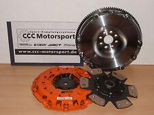 Kupplung verstärkt Sportkupplung Schwung BMW E46 M3 CSL S54B32 6Pad Sinter 600NM