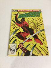 Daredevil Comic Book #189 Marvel Comics 1982 NEAR MINT NEW UNREAD