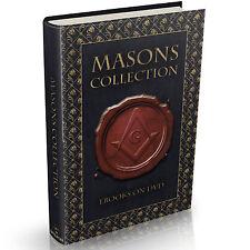 443 FREEMASONRY Books - 2 DVDs Masons Freemasons Masonic Lodge Rituals Rites
