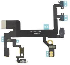 Apple Iphone 5s 5S Powerflex Power Flex An Aus Knopf Laut Leise Stumm NEU