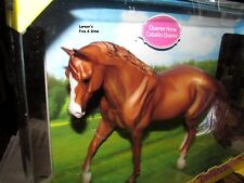 Breyer Classic Caballo Chestnut Quarter Horse #916 Sir Buckingham Mold NEW 2017!