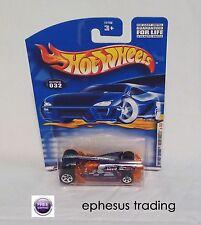 2001 Hot Wheels FE Vulture Roadster Purple/Clear Orange 20/36 032 28752 1/64 NEW