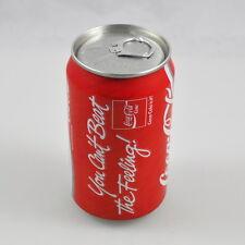 33cl Coca Cola Dose mit Inhalt, voll, ungeöffnet, unopend can, Germany 1990