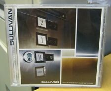 Sullivan - Count the Time in Quarter Tones CD Forsaken fsr003 2003 Rock Pop