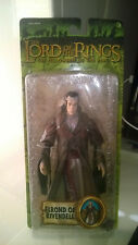 Lord of The Rings Fellowship of the Ring : Elrond of Rivendell  Figure BNIB