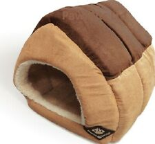 PET HOUSE - (S / L) - Danish Design Dog Cat Bed dd PawMits Cushion Pet Home Beds