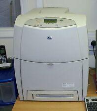 HP LaserJet 4600DN A4 Color Colour Laser Printer 600 x 600 dpi 16 ppm Parallel