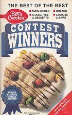 THE BEST OF THE BEST CONTEST WINNERS BETTY CROCKER COOKBOOK FEBRUARY 1992 #66