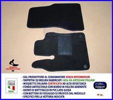 Tappetini moquette specifici tappet Smart For Two 2014> con bottoni grip NO LOGO